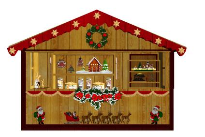 Bude Weihnachtsmarkt