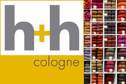h+h cologne Messe für Handarbeit und Hobby