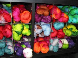 Was für Farben bei Ferner-Wolle