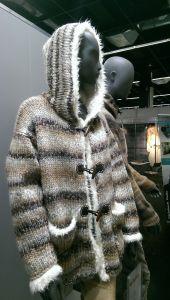Jacke aus Katia Wolle